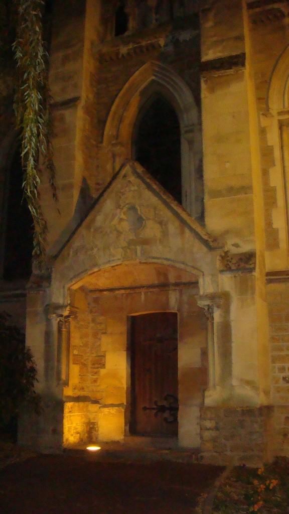 Porte de la sacristie (2)