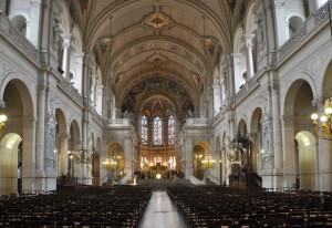Eglise de la Trinité - Paris IXè