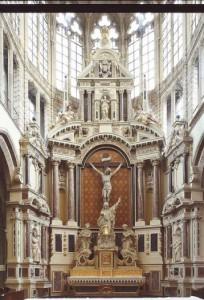Photographie extraite du site consacré à l'église de Redon