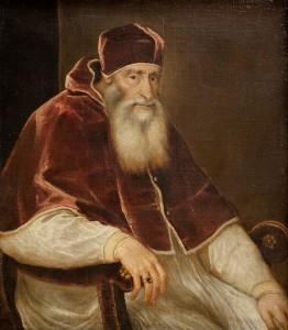 Paul III - Ecole du Titien