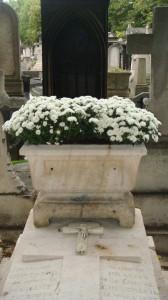 Les chrysanthèmes du Père Lachaise - I (2)