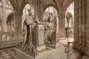 Louis_XVI_et_Marie-Antoinette - Cénotaphes - Site de la Basilique Saint-Denis