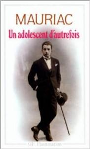 Un adolescent d'autrefois - Garnier-Flammarion