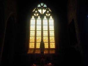 Vierge d'Orbec - II