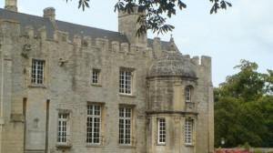 Aile du château de Creuilly (Calvados)