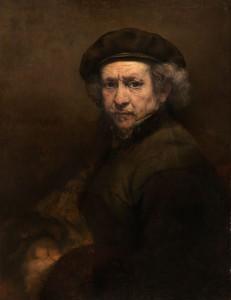 rembrandt-autoportrait-beret