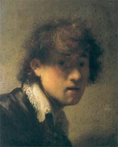 Rembrandt jeune