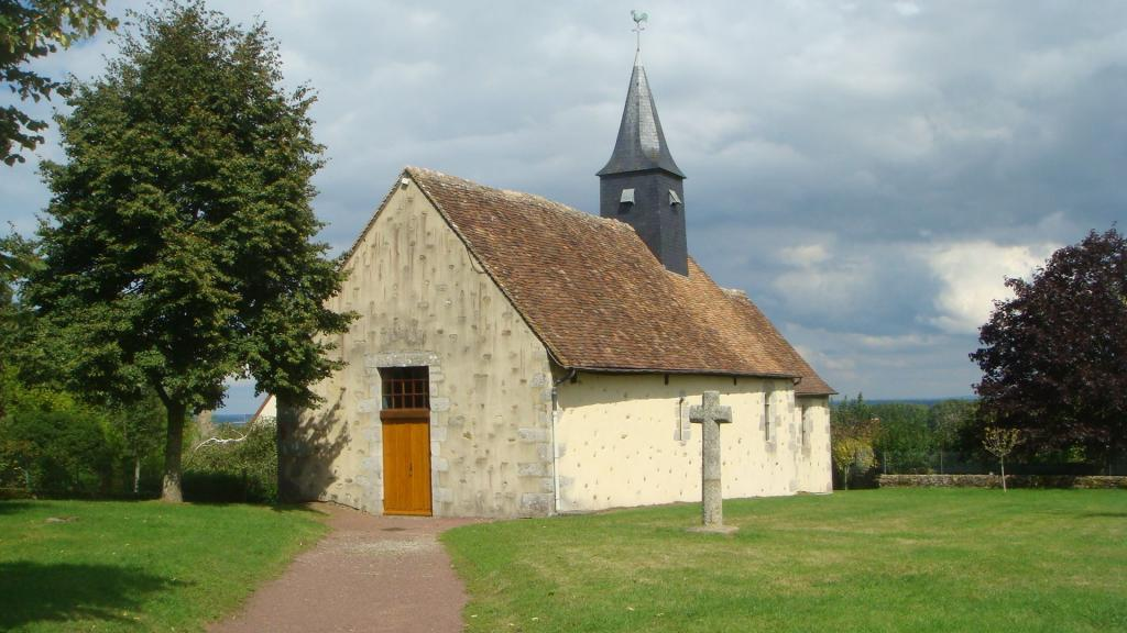 Chapelle de Saint-Barthélémy - Orne (2)