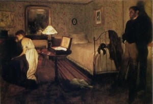 Intérieur de Degas