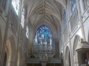 Orgue de la basilique