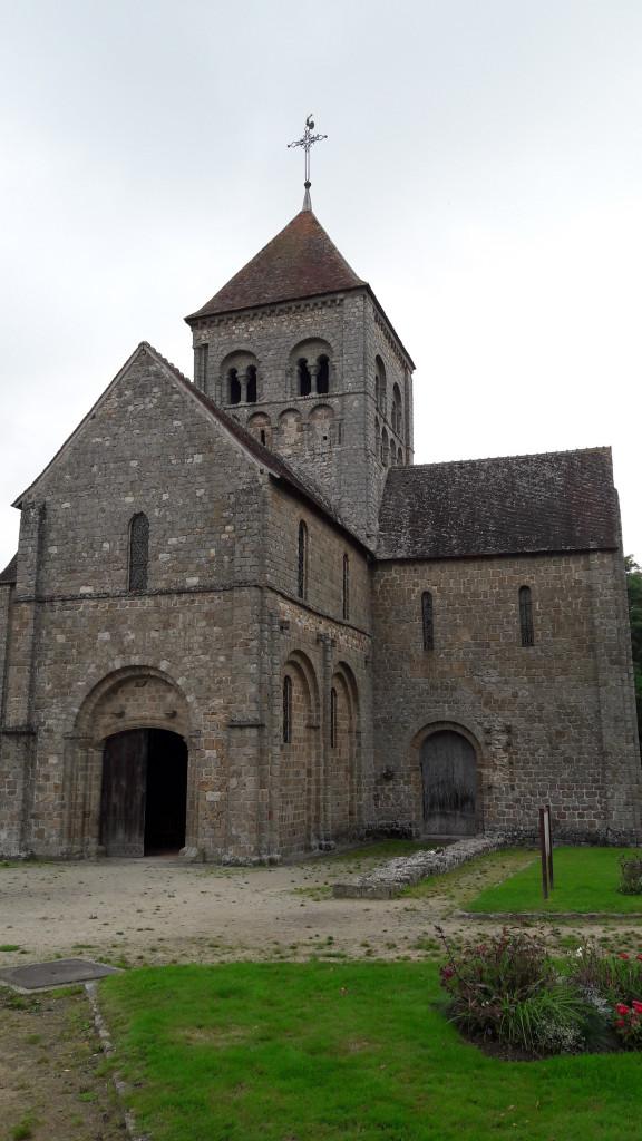 Domfront-sur-l'Eau - Parvis