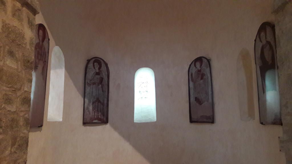 Domfront-sur-l'Eau - abside
