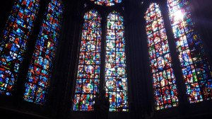 Vitraux - cathédrale Saint-Pierre de Beauvais