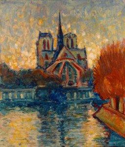 Jean Gourmelon - Notre-Dame de Paris - XXe