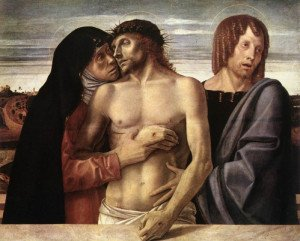 Bellini- Pietà - vers 1470