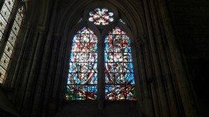 Vitrail - cathédrale de Beauvais