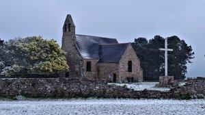 Chapelle du vieux bourg a Pleherel plage (2)